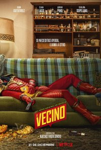 Poster da série El Vecino (2019)