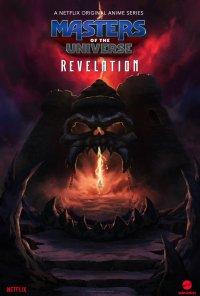 Poster da série Os Donos do Universo: Revelação / Masters of the Universe: Revelation (2021)