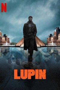 Poster da série Lupin (2020)