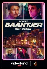 Poster da série Amesterdão em Chamas / Baantjer: Het Begin (2019)