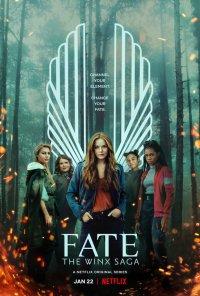 Poster da série Fate: The Winx Saga (2021)