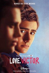 Poster da série Love, Victor (2020)