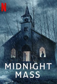 Poster da série Missa da Meia-Noite / Midnight Mass (2021)