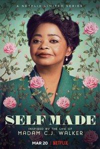 Poster da série Madam C. J. Walker: Uma Vida Empreendedora / Self Made: Inspired by the Life of Madam C.J. Walker (2020)
