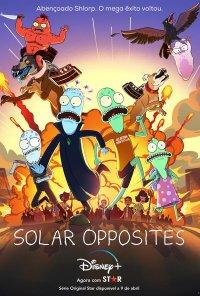 Poster da série Solar Opposites (2020)