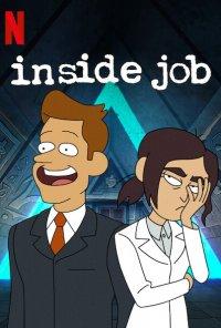 Poster da série Inside Job (2021)