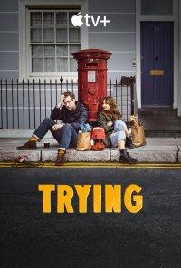 Poster da série Trying (2020)