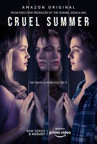 Poster da série Cruel Summer (2021)