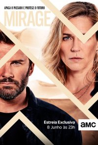 Poster da série Mirage (2020)