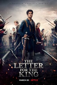 Poster da série Carta ao Rei / The Letter for the King (2020)