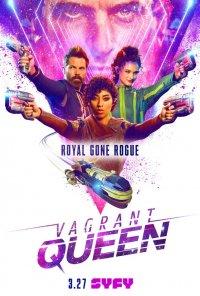 Poster da série Vagrant Queen (2020)