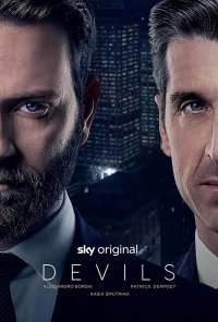 Poster da série Devils (2020)