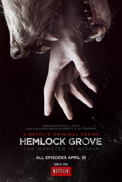 Poster Hemlock Grove (2013)