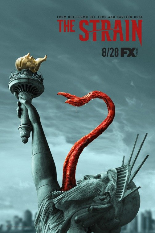 Poster The Strain (2014)