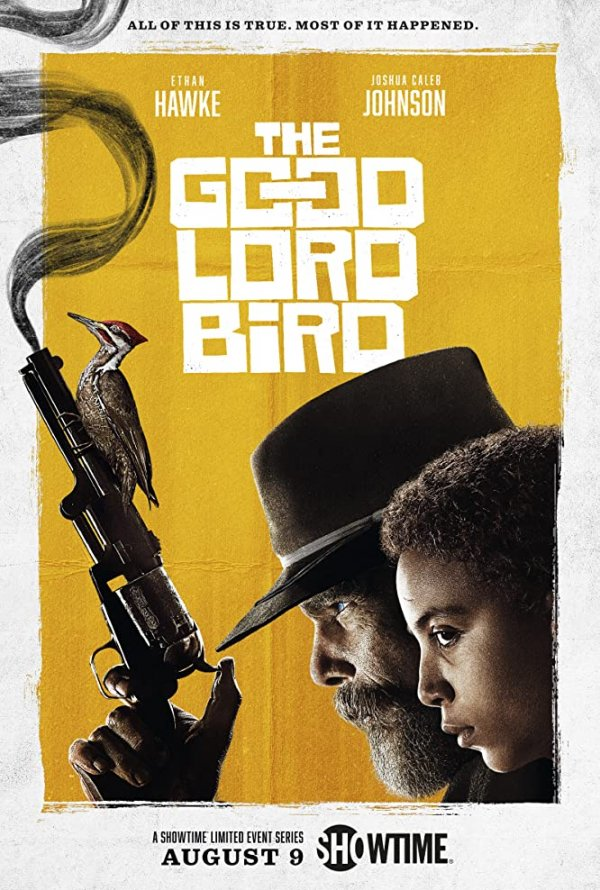 Poster The Good Lord Bird (2020)
